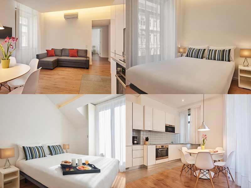 Alojarse Apartamentos Ponte Nova