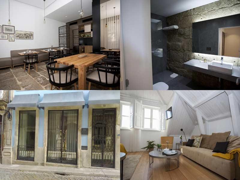 Alojarse en Oporto en BelomonteGH Guest House
