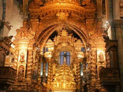 Iglesia de San Francisco en Oporto
