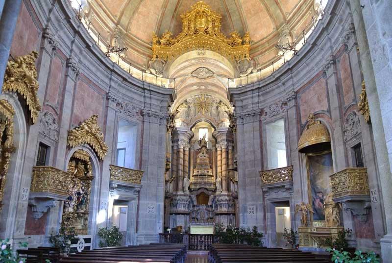 Torre e Iglesia de los Clérigos