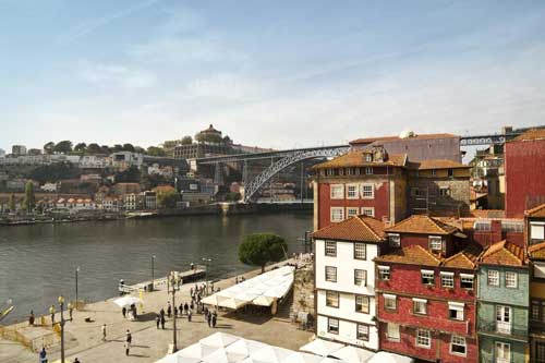 Ribeira do Porto Hotel, Alójate en el corazón de Oporto